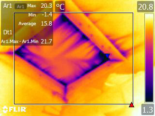 Thermography expertise