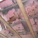 Condensation dans l'entretoit
