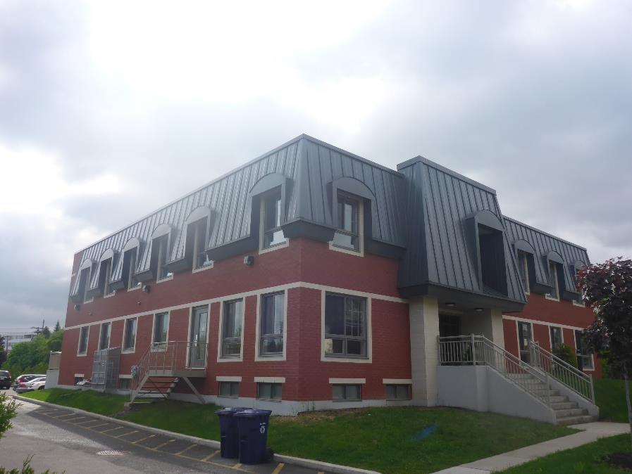 Inspection de bâtiments usagés
