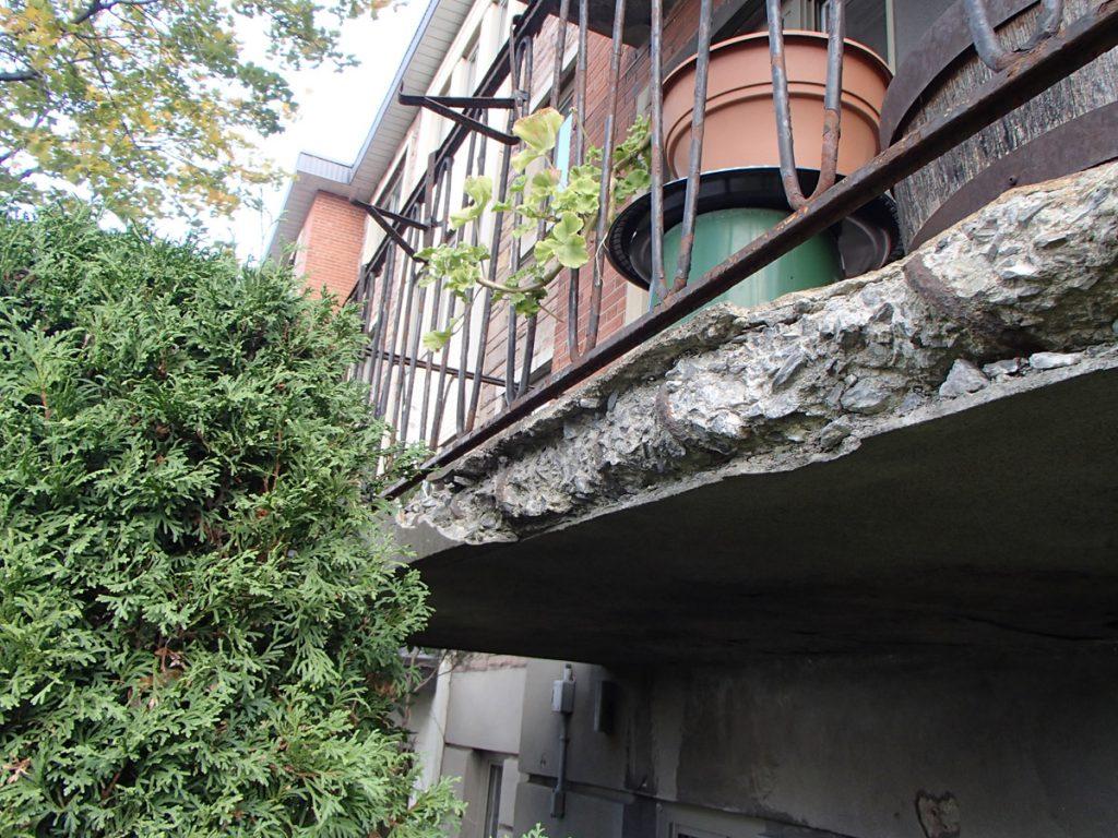 inspection des facades